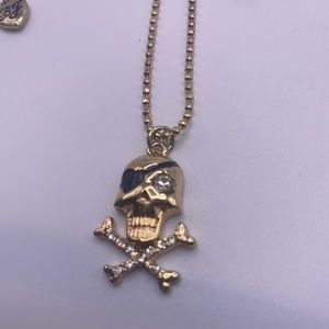 Betsey Johnson Pirate Necklace